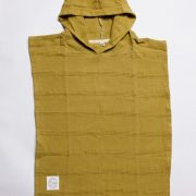 Palm Luxe Stonewashed Kids Poncho