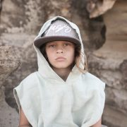 Luxe Seagrass Poncho